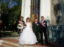 На свадьбе у двоюродного барата(я свидетельница)