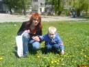 Я с любимым племянником