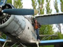 Let's FLY ; )) Переяслав, заповедник...