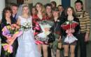 у подружки на свадьбе
