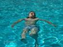 В басейне весной