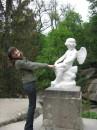 пробовала оторвать немножко любви )))