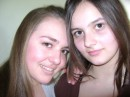 Я и Катенька)))