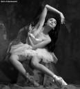 "Фотоспектакль ""Балет"". Фотоактриса Арпинэ."