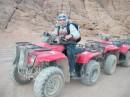 гонщик в пустіне