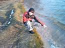 Біля озера!!!!