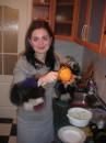 мы эти апельсины резали-резали...