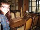 я в королевском загородном дворце под Прагой