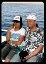 з отцем на яхти хД