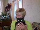 Я с моим любимым котом
