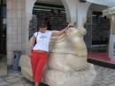 В Тунисе верблюды на каждом шагу. Кстати, у них только одногорбые верблюды...