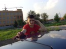 I'm and my car!