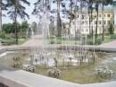 Фонтан в парке софиевка г.Умань