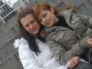 Я с Наташкой на Кресте))