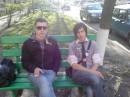 Мну и Тёма  =)