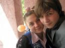 с Маринкой)