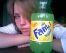 """открытая реклама """"Fanta"""" гыгы)))))))))"""