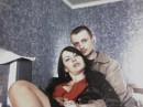 Чямс с девушкой своей