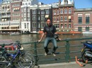 Amstel River/AMSTERDAM