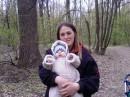 Я и Антошка