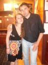 I am with my Italian Friend
