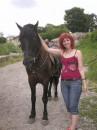лошадь слева ))))