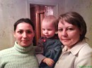 Мои сестры с племянницей