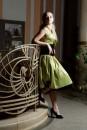 Выкройка Burda (Бурда) - Вечернее платье.