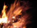 Костер как символ дружбы. Много друзей-дров и получится такое вот нехиленькое пламя.