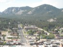 Custer City z vysoty ptashynogo pol'otu :)