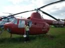 Подобрала вертолет под цвет своих волос. :))