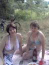 Солнце, речка и... бутыль кваса..:))