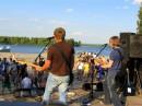 Йожики, Українка Open Air на березі Дніпра