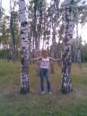 Я в Миргороде в березовой роще!!!