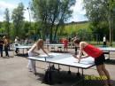 люблю активно поотдыхать!а настольный теннис то что надо!)))