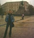 Киев. Софиевская площадь. Апрель 2005