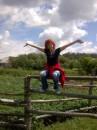 хорошо в деревне летом :)))