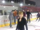 Люблю всему учиться,в том числе и катанию на коньках