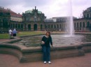 Германия-Саксония-Дрезден-Цвингер