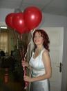 Фото с шариками