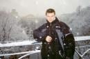 Зима 2004.Мост любви.Киев