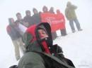 Говерла, 2 мая 2008 года. МитцуКлуб покорил самую высокую гору страны (2061м) (с)