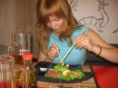Вот и мой черед настал пробывать суши ;)