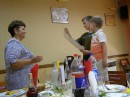 Борисполь. 60-летие бабушки:) Поздравление внуков:)