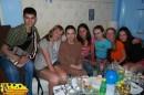 Лилия Подкопаева,Я и вся наша компаха в ресторане Ани Лорак