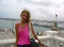 На  набережной  в  день  Черноморского  флота