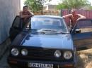 Этот трудяга нас возил по Крыму.
