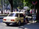 О львовских таксистах.