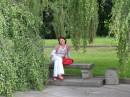Берлин.Парк Советским воинам