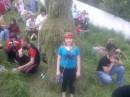 моя доця на полоныни Украина